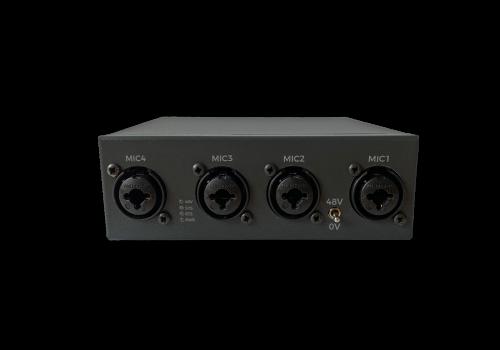 MIC-4CH Box